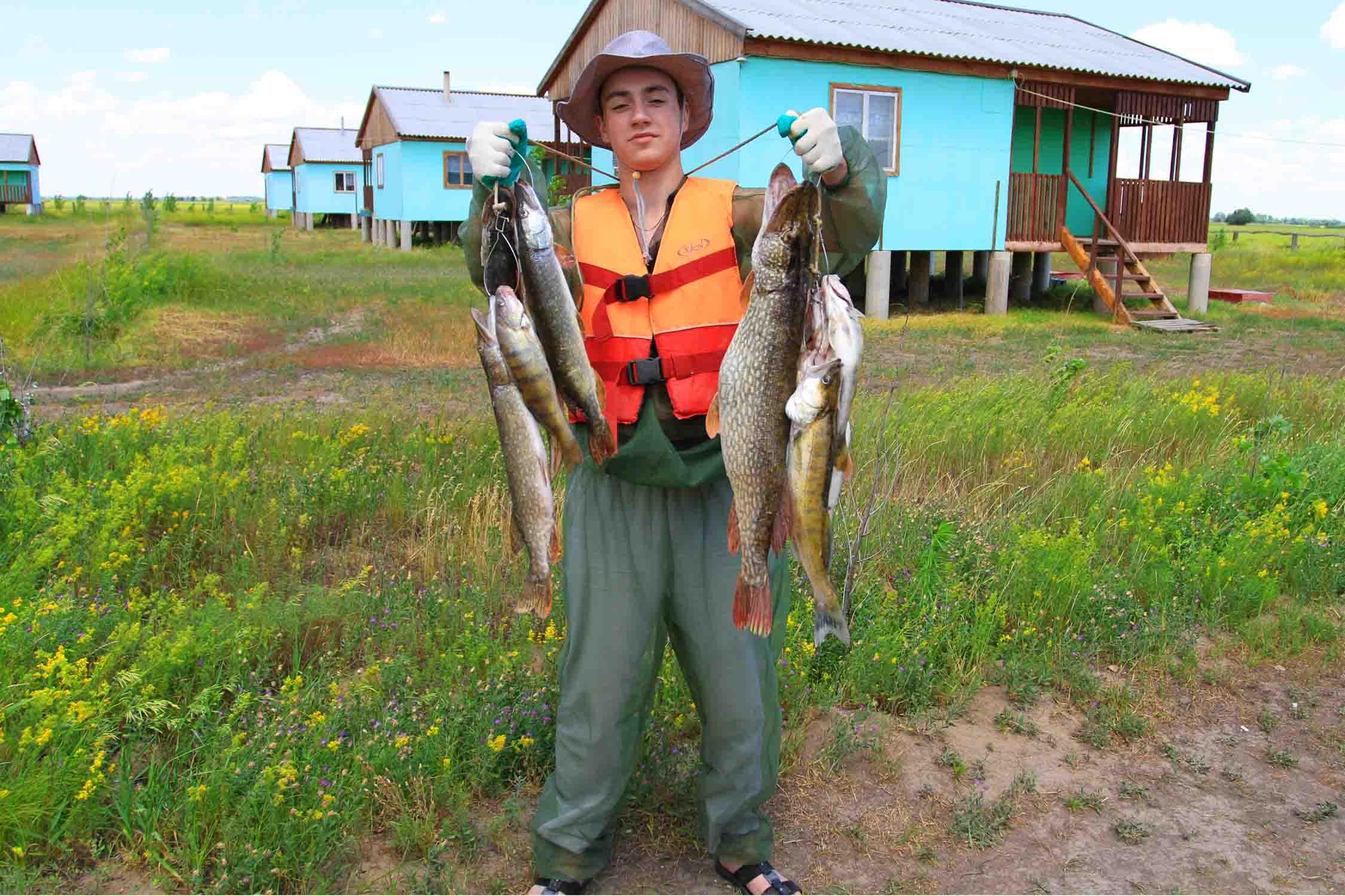 Астраханская Рыбалка на   wfishru