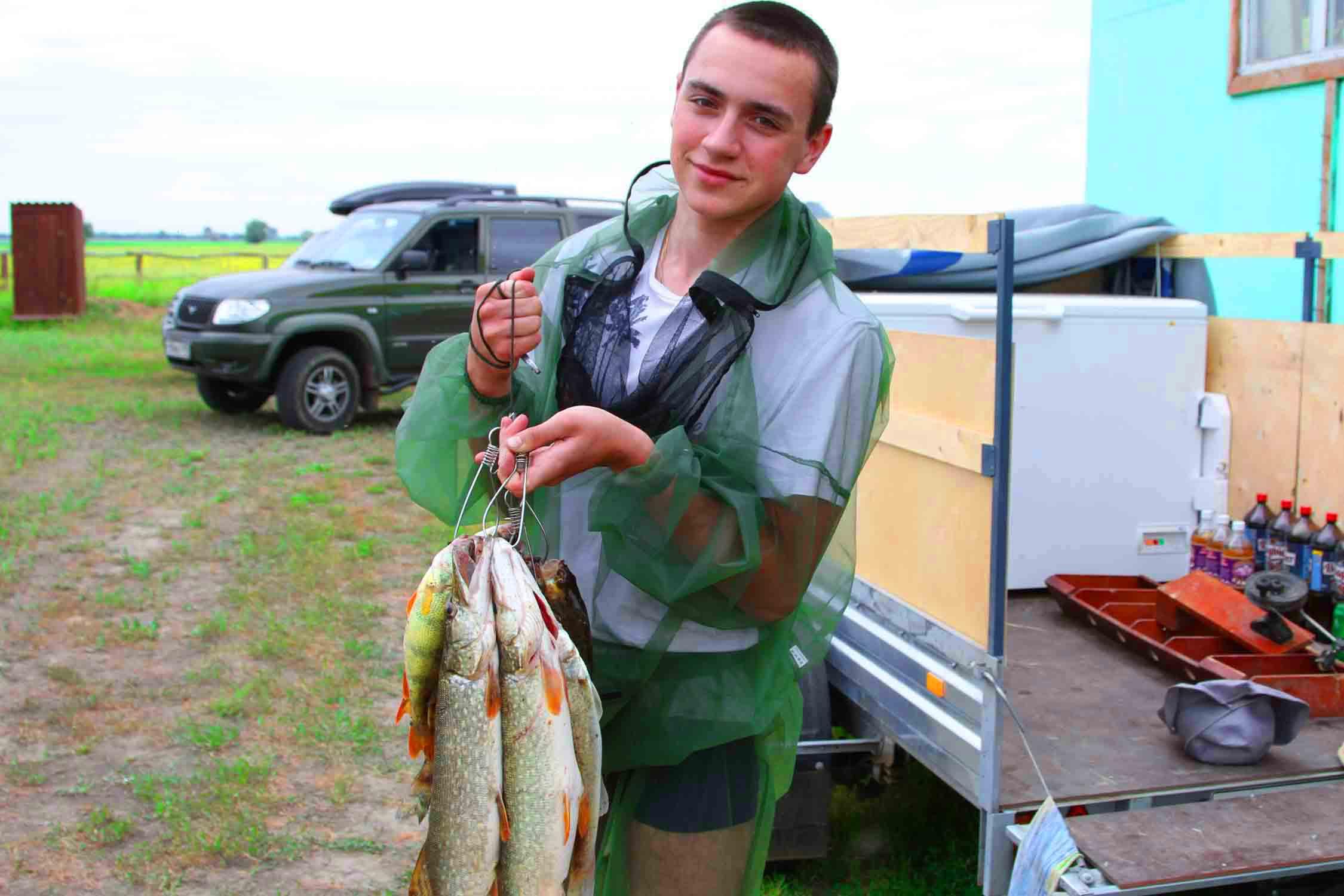 Рыболовная база Судачье место на Ахтубе